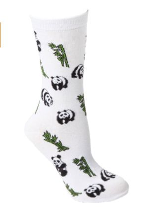 Panda Socks | Community Post: 15 Pieces Of Panda Swag You Need To Get Immediately