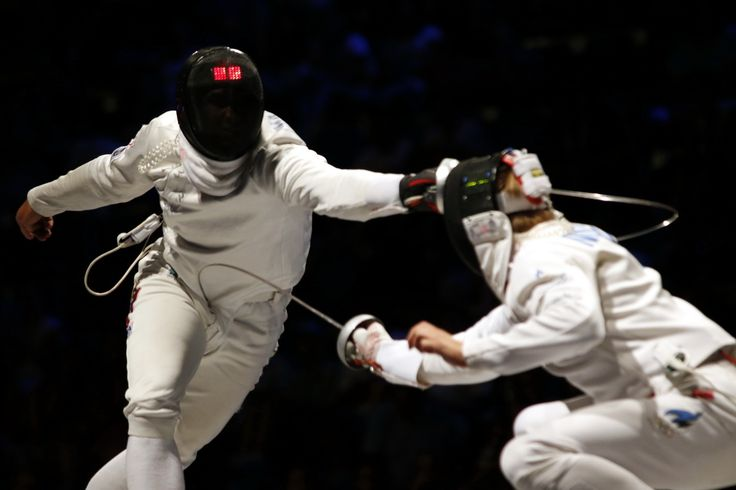 Learn the basics of epee fencing from Fabian Kauter of Switzerland gives us complete guide to Olympic Epee Fencing, explaining the event's...  from fencing.net