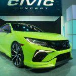2016 Honda Civic Model