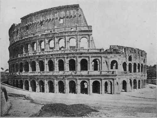 The Roman Colosseum Beautiful Places Pinterest The