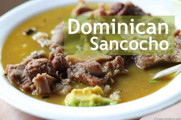 How to make Sancocho in 1 hour