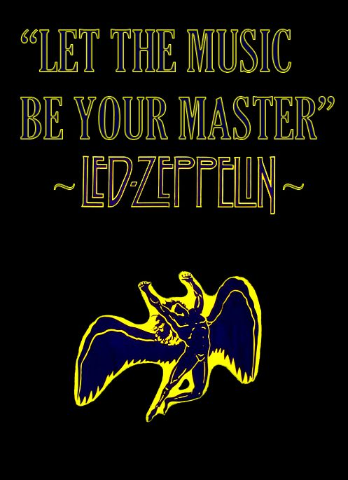 Rock Lyric Quotes | quote music rock my posts 60s Led Zeppelin 70s Houses of the Holy