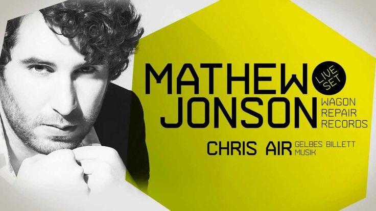 Mathew Jonson at Hinterhof Basel Trailer