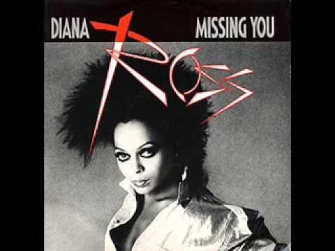 Diana Ross -  Missing You (Studio Version)