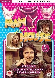 Man About The House (1973-76) which starred Richard O'Sullivan as student chef Robin Tripp who shared a flat with Chrissy (Paula Wilcox) and Jo (Sally Thomsett).