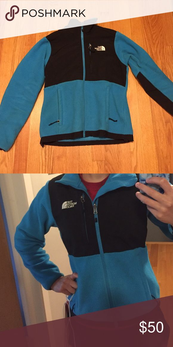 North Face Anorak Jacket In great condition. Color faded near zippers, but no rips or tears. North Face Jackets & Coats