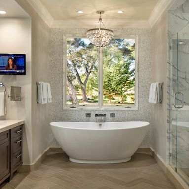 Free Standing Tubs Design Ideas, Pictures, Remodel and Decor