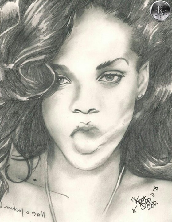 Celebrity #drawings | ART I | Pinterest