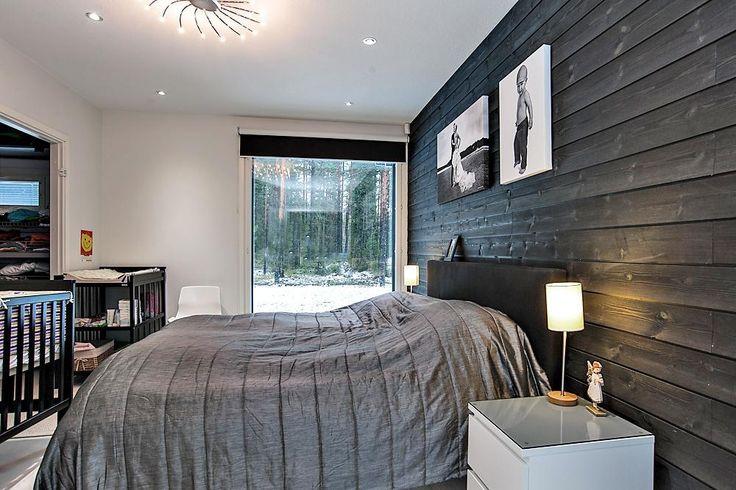 Sisustus  - Makuuhuone - Moderni