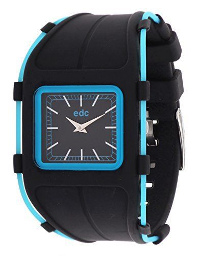 edc by Esprit Horloge à quartz 24 mm: Tweet EDC Esprit Femmes Montre Clowing Star-Midnight Black numero d'article: EE100702001 Vere:…