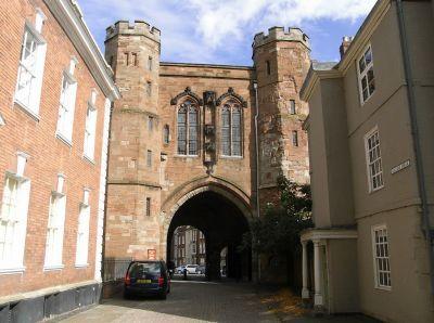 Edgar Tower, Worcester, Worcestershire
