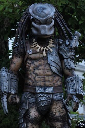 Full Predator Costume Custom Suit Predator Costume