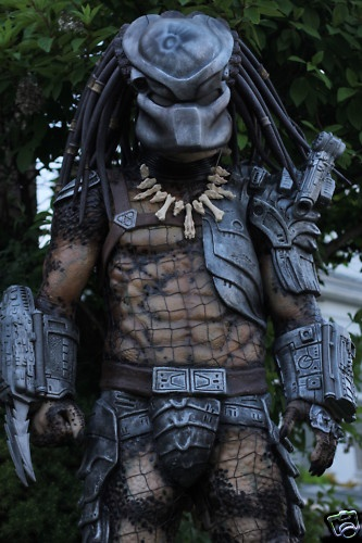 Full Predator Costume Custom Suit