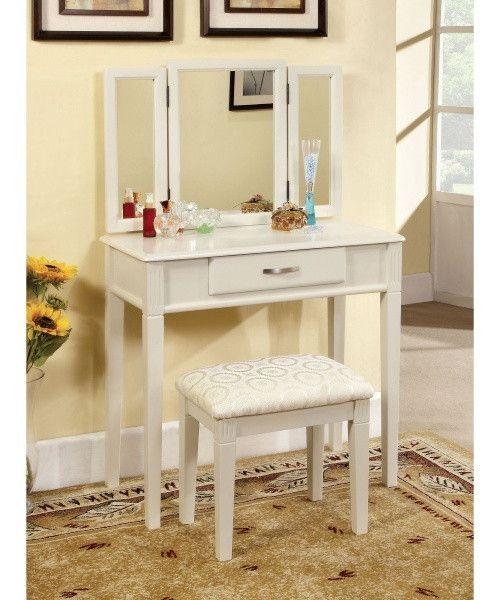 bedroom vanity sets. Furniture of America Thompson Bedroom Vanity Set  White Vanities at Best 25 vanity set ideas on Pinterest ikea