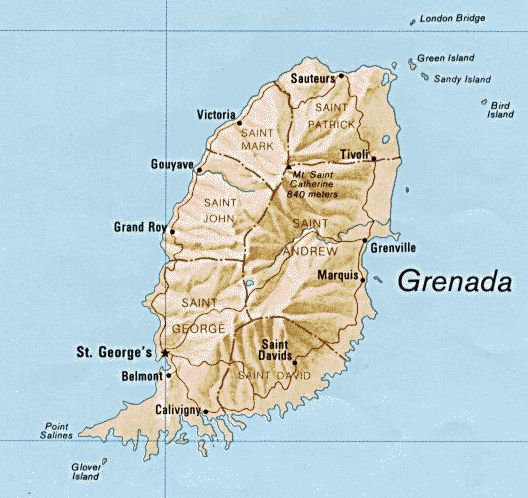 5 Great Things to Do in Grenada
