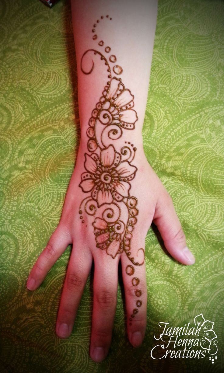 1000 Images About Henna Inspiration Top Of Hand On Pinterest