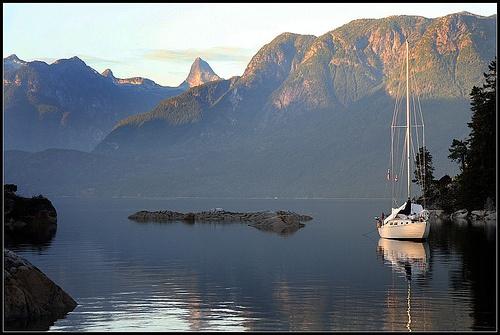 Prideaux Haven in Desolation Sound (by cc49, via Flickr)