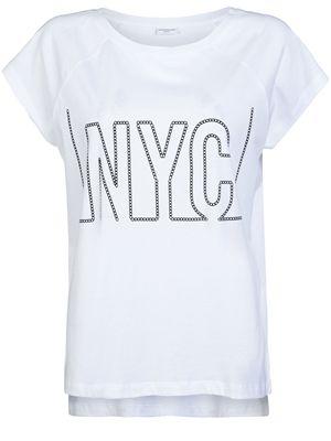 JDY Manhattan ss cities/nyc top box white