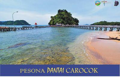 Ranah Minang Holiday Tour and Travel Padang - Sumatera Barat: Wonderful of Pantai Carocok