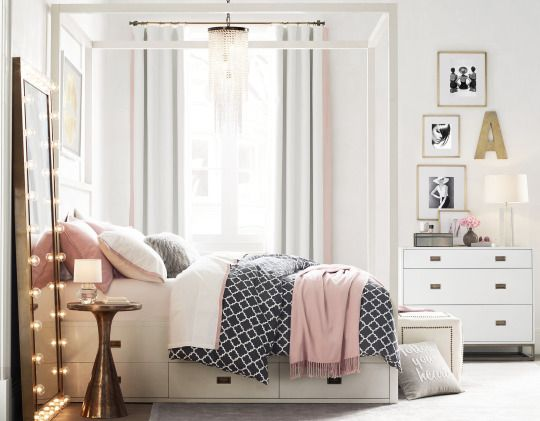 25 best ideas about cute girls bedrooms on pinterest for Cute bedroom ideas for teens