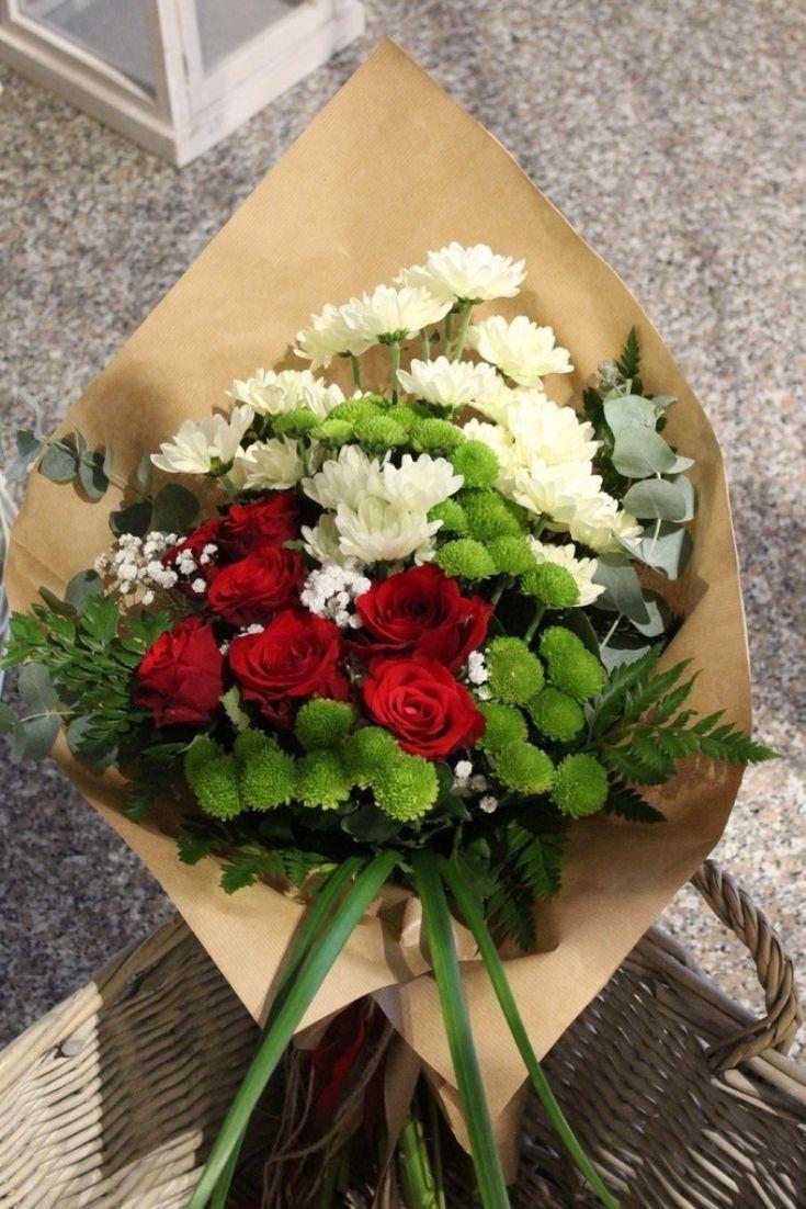 Un Mazzo Di Fiori.Pin Su Bouquet Autunnali