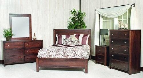 8800 Senator Bedroom Suite. Visit www.thenewoaktree.com for more bedroom furniture options.