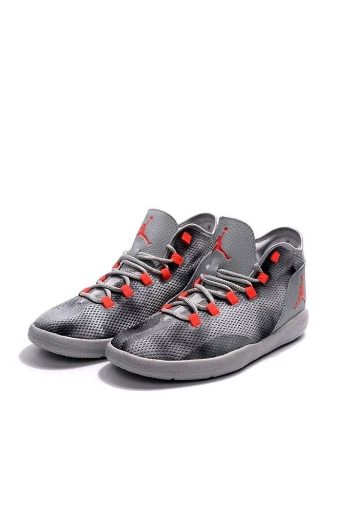 735defd729c6 Nike Men s Jordan Reveal Premium Wolf Grey Infrared 23 Black 834229-015 Sz  11.5