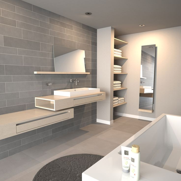 85 best images about badkamer on pinterest toilets tes and vanity cabinet - Spiegel draaibare badkamer ...