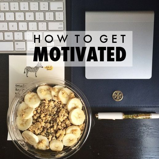 how to get more motivated to study