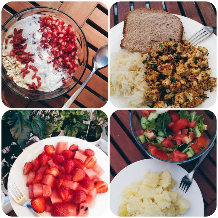 Little Pink Succulent: What I Eat In a Day (Weekend edition).