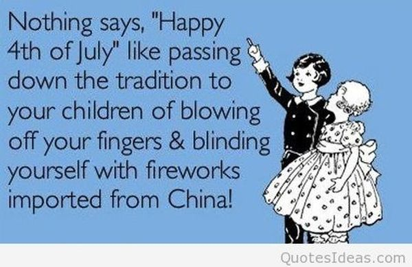 Funny 4th Of July Memes With Captions To Help You Celebrate