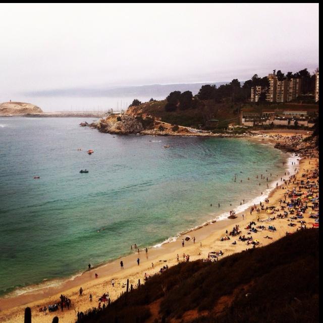 Playa El Canelo, Chile