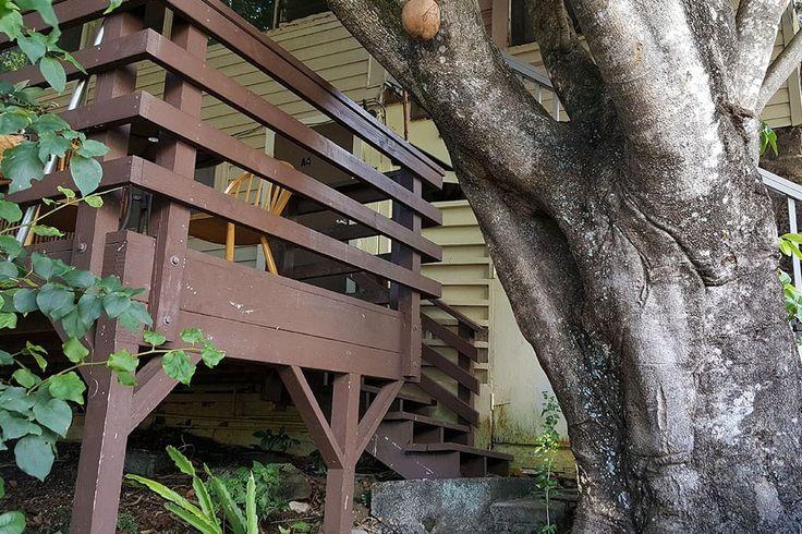 Bekijk deze fantastische advertentie op Airbnb: Cozy Valley Retreat w/ Private Balcony - Huizen te Huur in Honolulu
