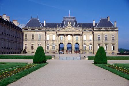 Château de Lunéville, Lorraine France