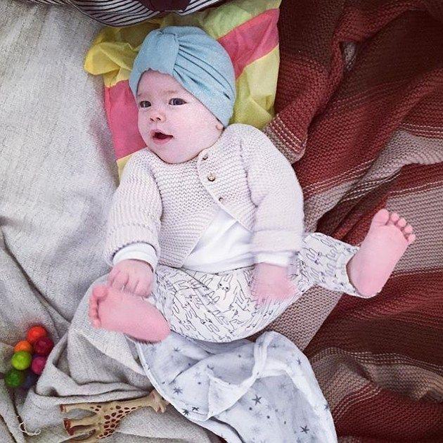 baby tulband