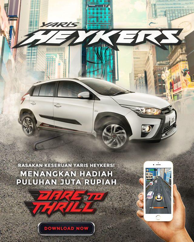 Harga Mobil Baru Toyota Yaris Heykers Semarang Nasmoco Kaligawe | Tira 081326229000