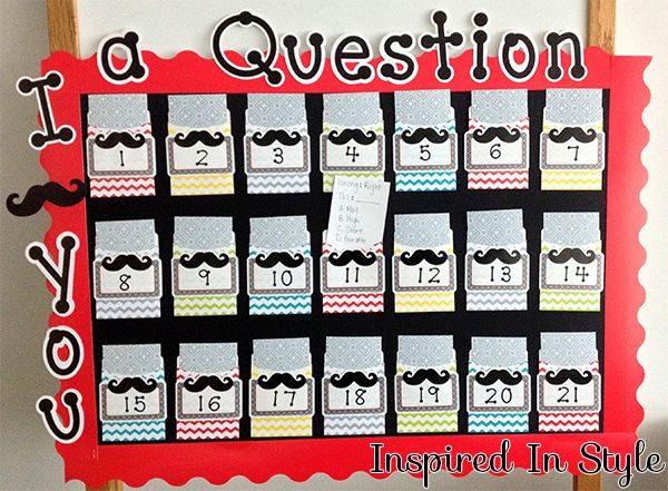Mustache Classroom Decor ~ Best bulletin board library card images on pinterest