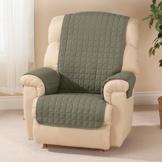 Microfiber Recliner Protector by OakRidge Comforts™ - View 1 & 29 best Slip Covers of all Kinds images on Pinterest | Recliners ... islam-shia.org
