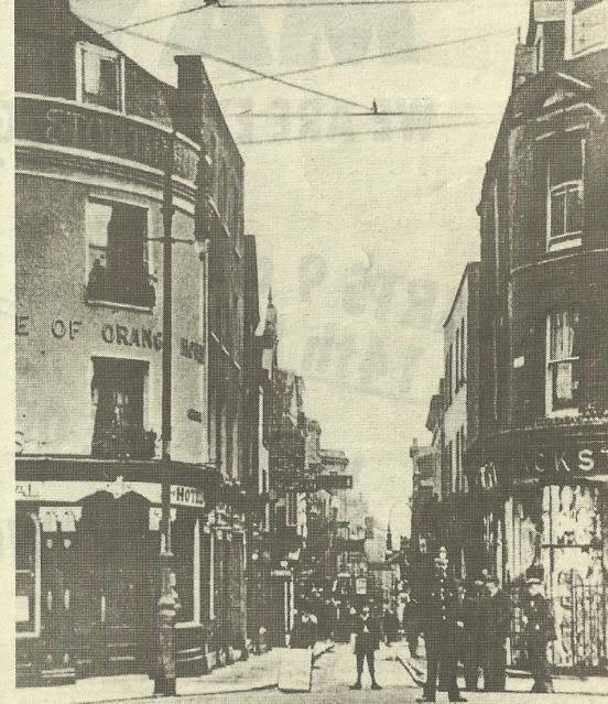 HIGH STREET GRAVESEND 1910