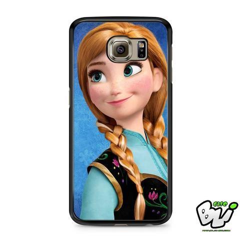 Princess Anna Frozen Samsung Galaxy S7 Case