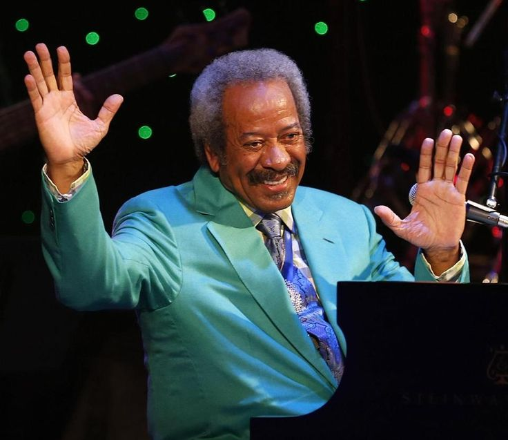 Allen Toussaint had success as a songwriter and producer in the 1960s and '70s.