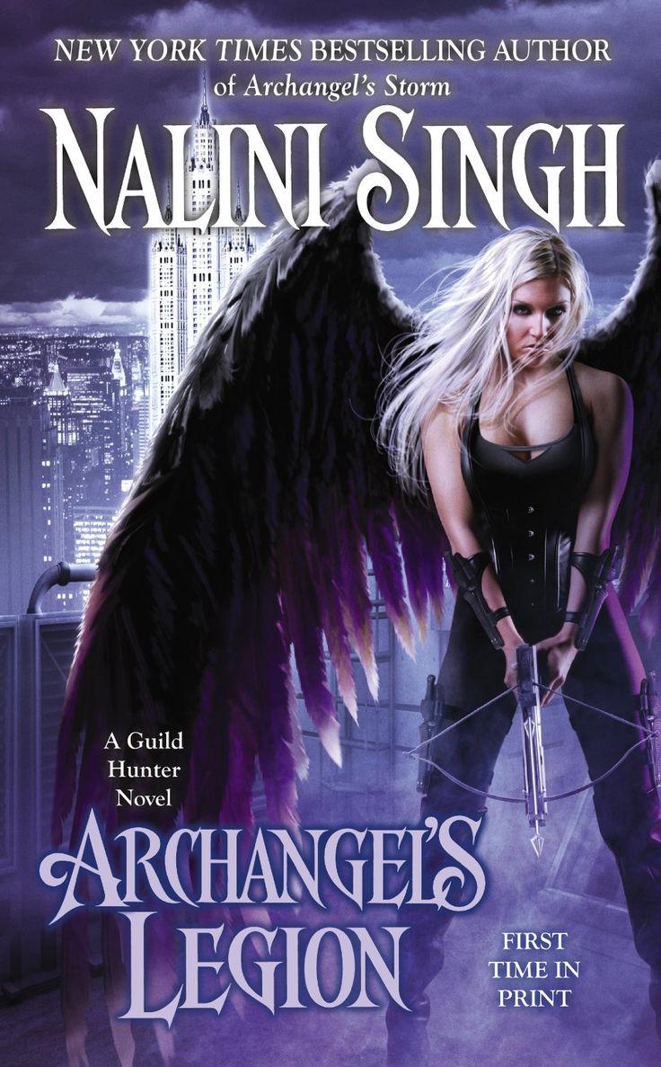 I Have 3 Copies Of Any Guild Hunter Novel (angels' Blood, Archangel's Kiss,  Archangel's Consort, Archangel's Blade, Angels' Flight, And Archangel's  Storm