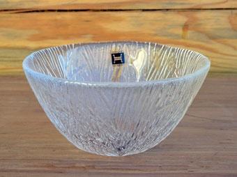 Hadeland Glass Furu Bowl design by Severin Brørby
