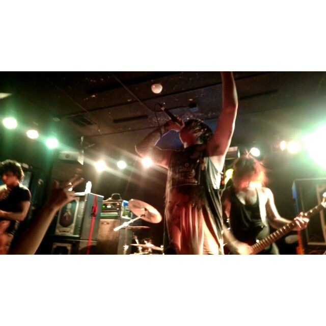 Escape the Fate, Myka, Relocate, Sirens & Sailors, Sworn In & A Skylit Drive performed on Tuesday at Chain Reaction