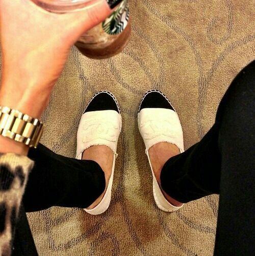 Chanel espadrils