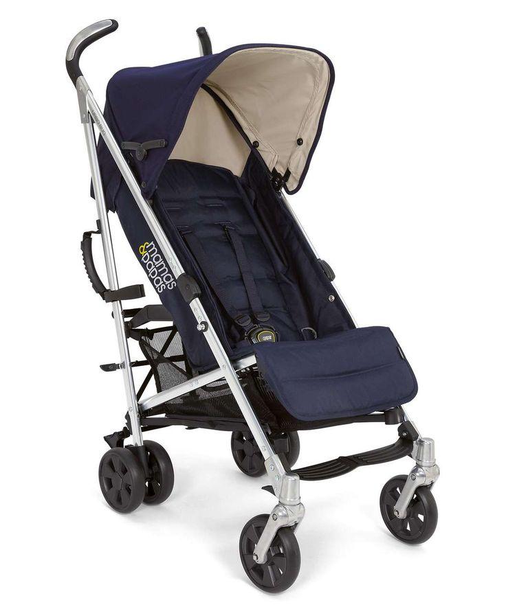 Urbo Bug - Navy - Buggies   Strollers - Mamas & Papas