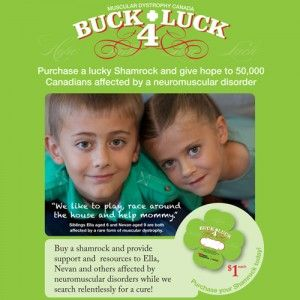 Find the list of the 2015 #Buck4Luck sellers! Visit one of these businesses by March 17th to give a buck!