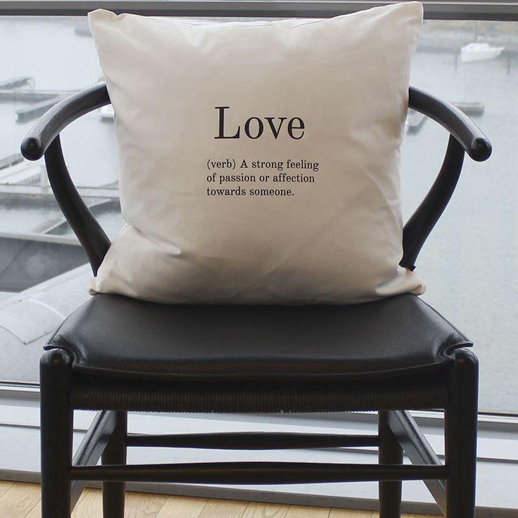 Love Cushion by Bomedo – Made Modern