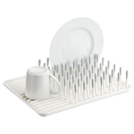 Oxo Good Grips Folding Stainless Steel Dish Rack Cool 11 Best Dish Drainer Images On Pinterest  Dish Drainers Cupboards Design Decoration