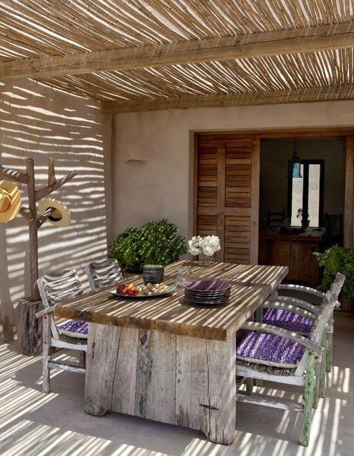 VM designblogg: Εξοχική Κατοικία στην Ισπανία
